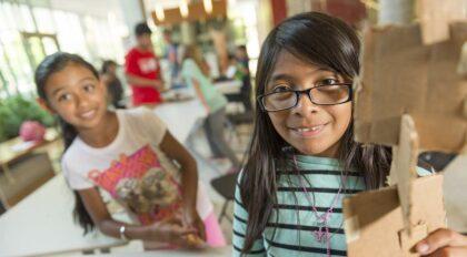 Ashley Cortes Hernandez hopes to spread STEM enthusiasm among Latinx youth