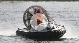 How do hovercrafts work?