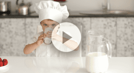 How can milk make so many different products?