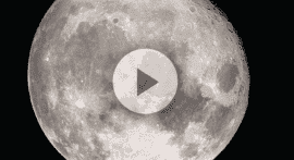 Why does the moon have craters?