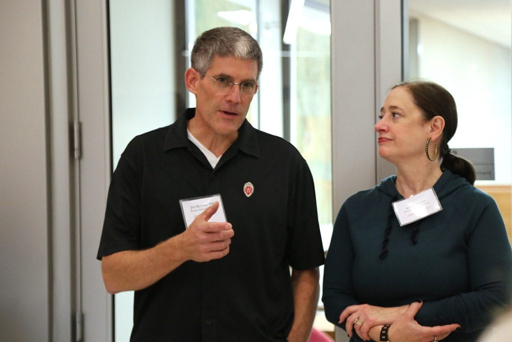 James Berbee and Karen Walsh talk about their motivations and hopes for the prototype pathway effort.