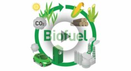 Is the biofuel process a complete cycle?