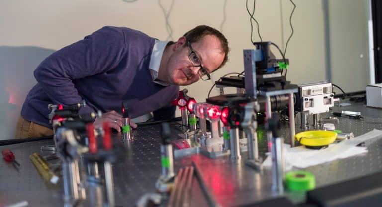 Jan Huisken awarded 2020 Lennart Nilsson Award for developments in light-sheet microscopy
