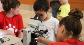 Discovery Incubator fosters innovation in science outreach