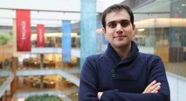 Omid Forouzan: Microfluidics allows for close study of virus-host interactions