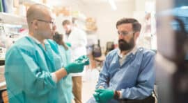 Thomson Lab looks to make major health impact with artery engineering project