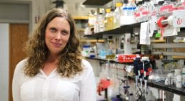 Desirée Benefield: Using microscopy to battle 'microbial overlords'