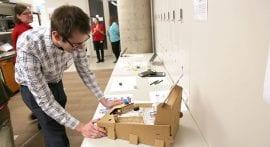 'Protein Pinball' machine illuminates intricacies of bioinformatics research