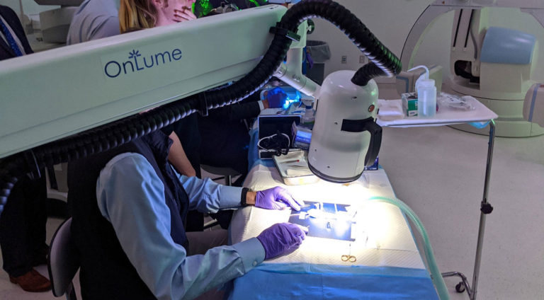 Bringing fluorescence imaging out of the dark