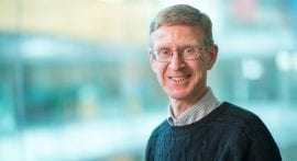Paul Ahlquist: Working to beat the virology numbers game
