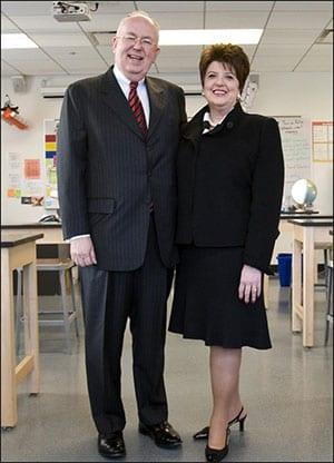 John W. and Jeanne M. Rowe