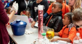 Saturday Science transitions to a digital outreach experience
